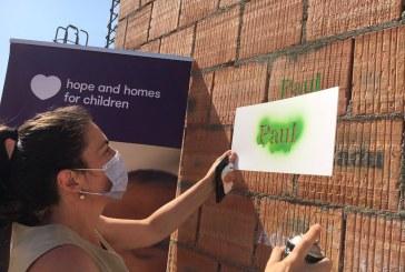 HHC: Începem construcția celei de-a șasea case de tip familial în Bistrița-Năsăud, cu sprijinul Rombat