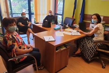 La sediul ISJ Maramureș: Întâlnire de lucru în vederea pregătirii noului an școlar