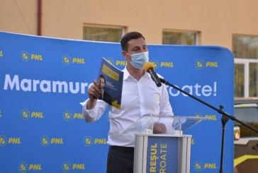 Ionel Bogdan: Vom dezvolta Maramureșul prin investiții