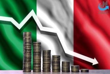 Italia previzionează un declin al economiei de 9% anul acesta şi un avans de peste 5% anul viitor