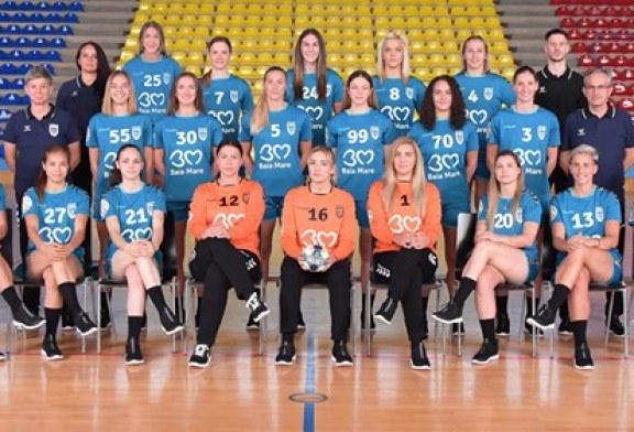 Echipa feminină de handbal a CS Minaur – prezentare înaintea startului sezonului