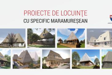 Proiect inedit de revitalizare a satului maramureșean –Arhitectura revine la stilul tradițional