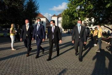 Drumul expres Baia Mare – Satu Mare – Petea și Autostrada Nordului vor fi realizate cu susținerea Guvernului Orban