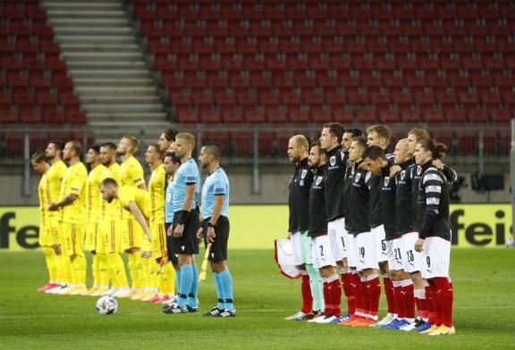 Fotbal: Victorie superbă reuşită de România în faţa Austriei, cu 3-2, în Liga Naţiunilor