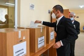 """Gabriel Zetea: """"Am votat pentru a pune Maramureșul pe primul loc"""""""