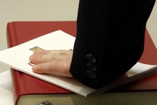 Primarul Cătălin Cherecheș și consilierii locali au depus jurământul de învestitură