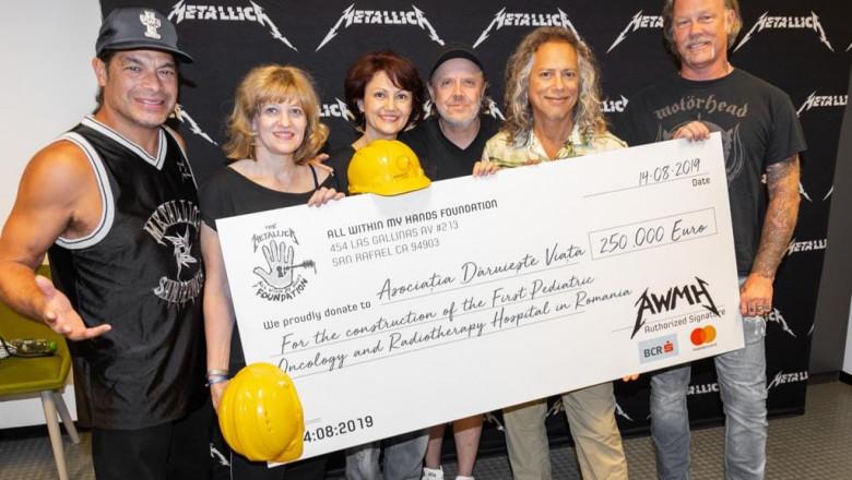 Rockerii de la Metallica