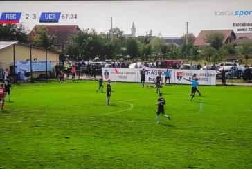 Fotbal – Liga a II-a: Știința ținută în șah de Comuna Recea