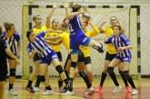 Handbal feminin: Minaur trece de Slatina și urcă pe poziția a patra în clasament