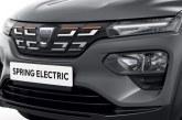 VIDEO – Renault a lansat Dacia Spring, primul model 100% electric al mărcii românești