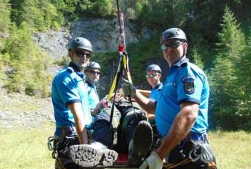 Jandarmeria Română, membru în Comisia Internațională de Salvare Alpină (CISA)