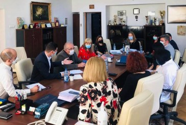 Ionel Bogdan, ședință operativă cu directorii Consiliului Județean. Ce le-a cerut