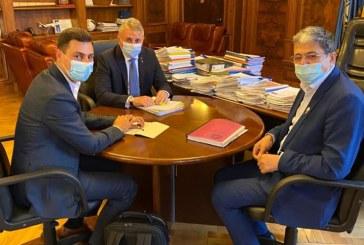 Ionel Bogdan spune că ministrul Boloș l-a asigurat că proiectul drumului expres care va lega Maramureșul de Ungaria și de Europa va fi finanțat din bani europeni
