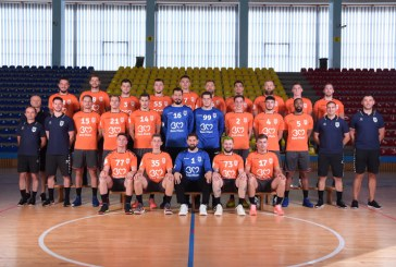Handbal masculin: Minaur ocupă locul 6 după disputarea a nouă etape din Liga Zimbrilor
