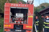 În ultimele 24 de ore: Două incendii în Maramureș