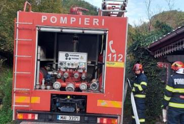 Sâmbătă cu trei incendii în Maramureș