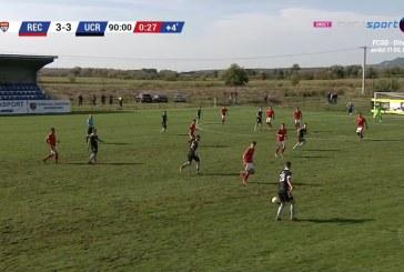 Fotbal – Liga a II-a: Recea scoate un punct din meciul cu Craiova