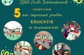 5 ani de existență a Școlii Internaționale Baia Mare