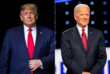Trump şi Biden vor avea microfoanele întrerupte pe timpul celuilalt în dezbaterea finală de joi