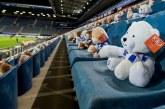 Inedit: 15.000 de ursuleți de pluș la un meci de fotbal din Olanda