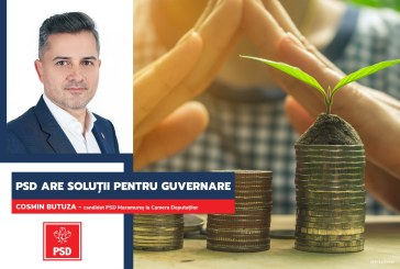 """Cosmin Butuza: """"PSD cere Guvernului și lui Iohannis să preia măsurile din Programul de guvernare al PSD"""""""