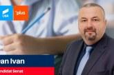 Dan Ivan, candidat USR PLUS la Senat: Am pregătit măsuri concrete pentru scăderea ratei abandonului școlar