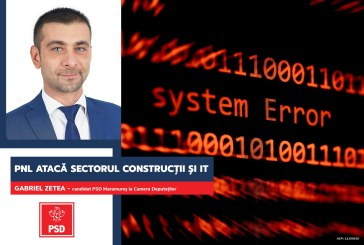 """Gabriel Zetea (PSD): """"Guvernul PNL ataca sectorul construcții și IT"""""""