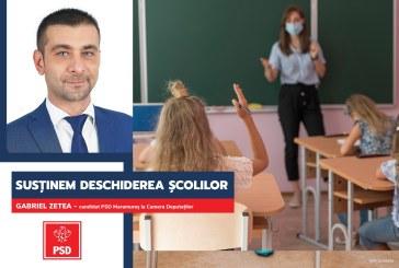 """Gabriel Zetea (PSD): """"Învățământul online poate adânci și mai mult inegalitățile deja mari între elevii români, arată Comisia Europeană"""""""