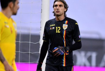 Ciprian Tătărușanu și-a anunțat retragerea din echipa națională a României