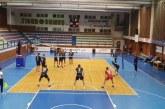 Volei masculin: Știința Explorări – CSU Știința București 3-0