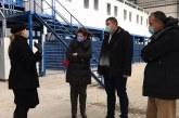 Secretarul de stat Carmen Moraru, în vizită de monitorizare la depozitul ecologic de la Sârbi