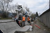 CJ: Se dorește extinderea lucrărilor de asfaltare cu 4 km pe DJ 187 până în Luhei (FOTO)