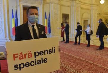 GEST FĂRĂ PRECEDENT – Vlad Emanuel Duruș, deputat USR, renunță la mandat pentru a nu încasa pensie specială