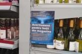 """Lanțul de supermarketuri Tesco, avertisment în limba română pentru """"hoții din magazine"""""""