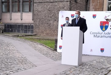Președintele Klaus Iohannis în Baia Mare