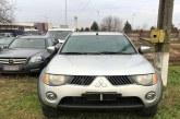 Maramureșean prins cu un Mitsubishi Kaot furat din Italia