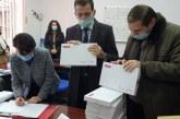 IȘJ Maramureș a început distribuirea de măști, dezinfectanți și tablete la Budești, Ocna Șugatag, Călinești, Moisei