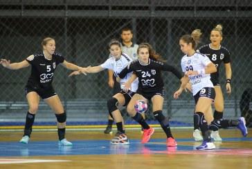 Handbal feminin: Minaur bate Clujul într-un meci în care a contat doar golul