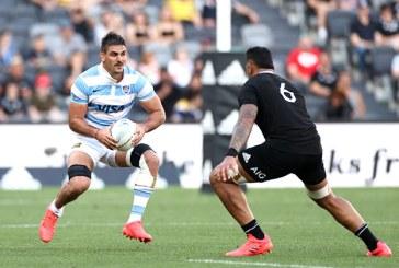 Argentina a învins Noua Zeelandă pentru prima dată la rugby