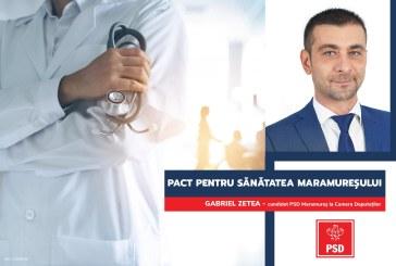 """APEL către partidele politice din Maramureș în vederea semnării """"Pactului pentru sănătatea Maramureșului"""""""