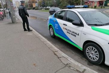 14 autovehicule posibil abandonate, identificate de polițiștii locali din Baia Mare