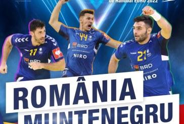 În Baia Mare: România bate Muntenegru la nouă goluri, cu trei jucători de la Minaur în teren