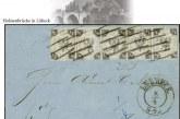 O scrisoare timbrată din secolul al XIX-lea, vândută pentru 430.000 de euro în Germania