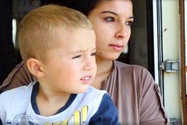 Hope and Homes for Children Romania, alături de o altă mamă și copilul acesteia (VIDEO)