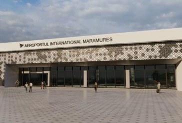 """Aeroportul Internațional """"Maramureș"""" va avea un terminal nou, anunță Consiliul Județean"""