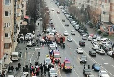 Baia Mare: Șoferul care a provocat de Crăciun un accident mortal, trimis în judecată. Acesta rămâne în arest