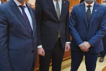 Echipa liberală din Maramureș s-a instalat în Parlamentul României