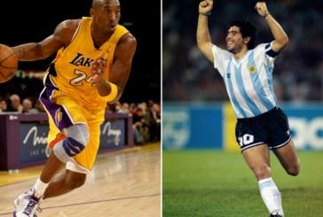2020 – anul în care au murit două legende sportive