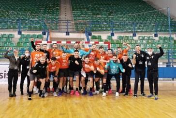 Handbal masculin: Minaur învinge pe CSM Vaslui și își păstrează locul 4 în Liga Zimbrilor