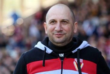 Vasile Miriuță este noul antrenor al echipei de fotbal a municipiului Baia Mare